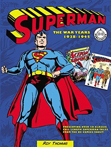 Image for Superman: The War Years 1938-1945