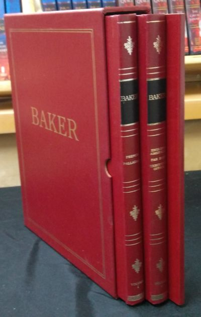 Image for The Baker Catalogue (Three volume illustrated set in a slipcase)
