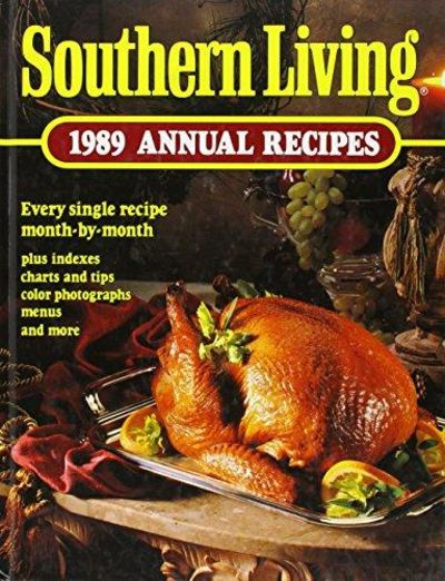 Image for Southern Living, 1989 Annual Recipes