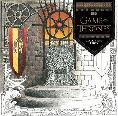 Image for Game of Thrones Coloring Book
