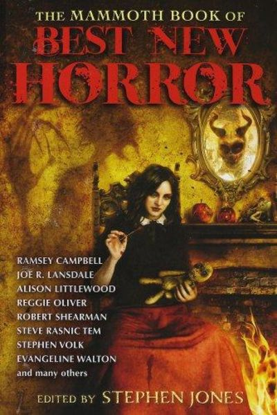 Image for The Mammoth Book of Best New Horror 24