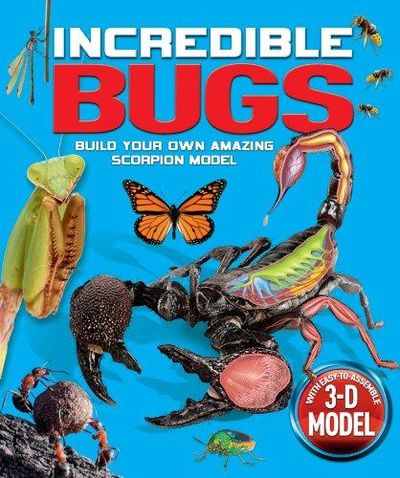 Image for Incredible Bugs