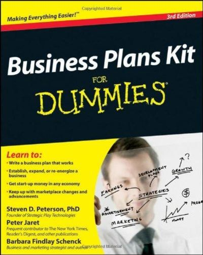 Image for Business Plans Kit For Dummies