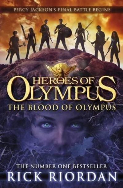 Image for The Blood of Olympus (Heroes of Olympus Book 5)
