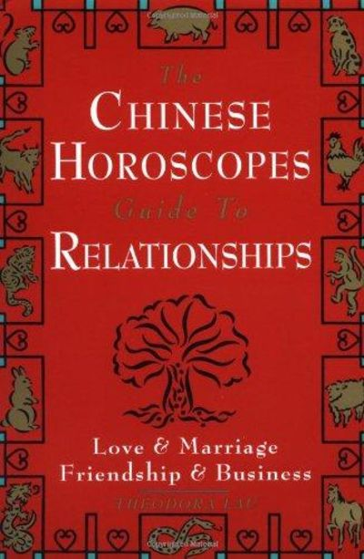 Image for Chinese Horoscopes Guide to Relationships