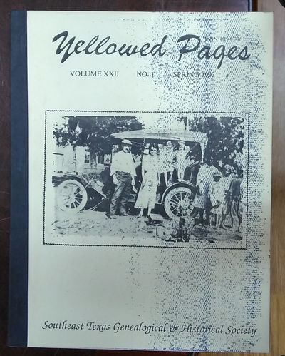 Image for YELLOWED PAGES: Volume 22 Number 01