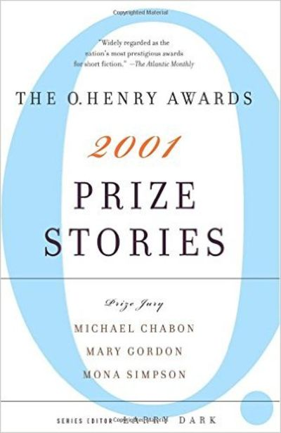 Image for Prize Stories 2001: The O. Henry Awards (Pen / O. Henry Prize Stories)