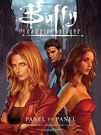 Image for Buffy The Vampire Slayer: Panel To Panel-Seasons 8 & 9