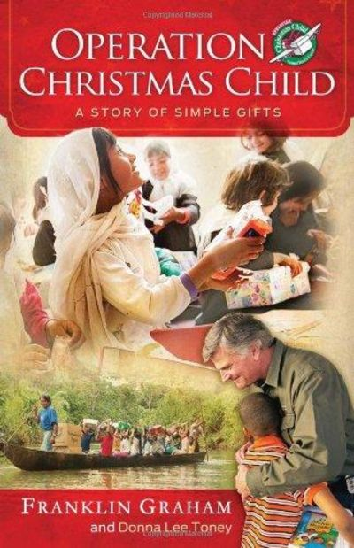 Image for Operation Christmas Child: A Story of Simple Gifts
