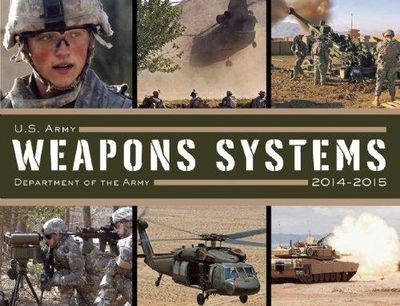 Image for U.S. Army Weapons Systems 2014-2015
