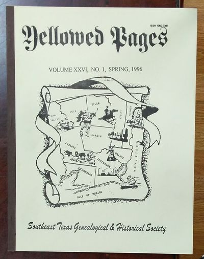 Image for YELLOWED PAGES: Volume 26 Number 01