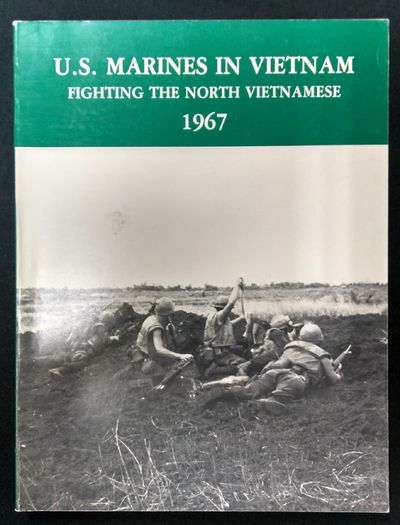 Image for U.S. MARINES In VIETNAM. Fighting the North Vietnamese. 1967.
