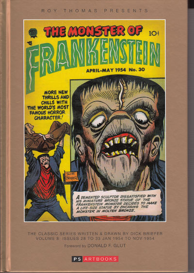 Image for Frankenstein - Volume Eight - Slipcased Edition