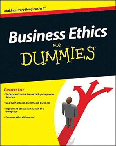 Image for Business Ethics For Dummies (For Dummies (Business & Personal Finance))