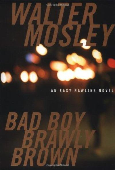 Image for Bad Boy Brawly Brown (Easy Rawlins Mystery) (SIGNED)