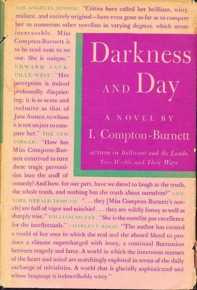 Image for Darkness And Day