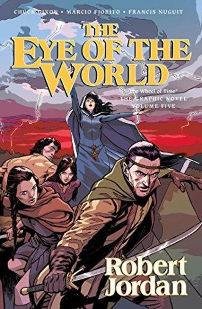 Image for The Eye of the World: The Graphic Novel, Volume Five