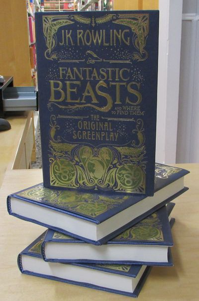 Image for Fantastic Beasts and Where To Find Them. The Orginal Screenplay