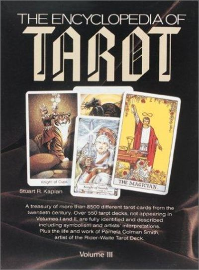 Image for Encyclopedia of Tarot (volume3)