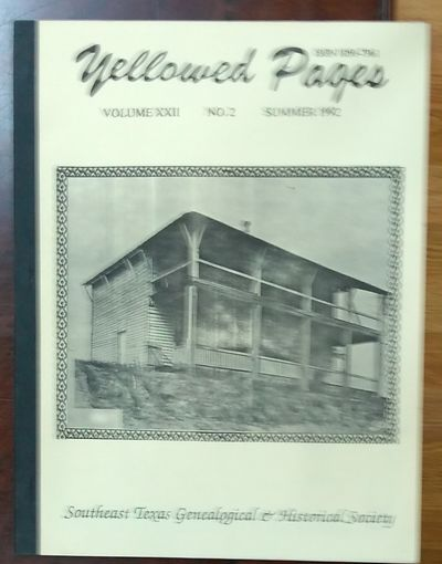 Image for YELLOWED PAGES: Volume 22 Number 02