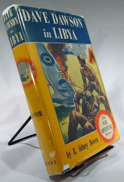 Image for Dave Dawson in Libya. The War Adventure Series