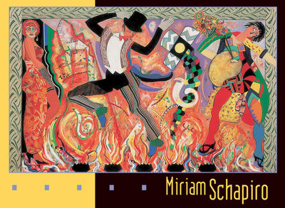 Image for Miriam Schapiro Notecards.[With 20 Envelopes]
