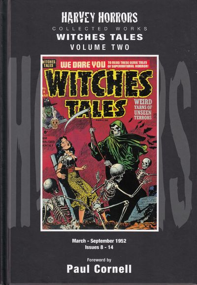 Image for Witches Tales - Volume Two - Bookshop Edition