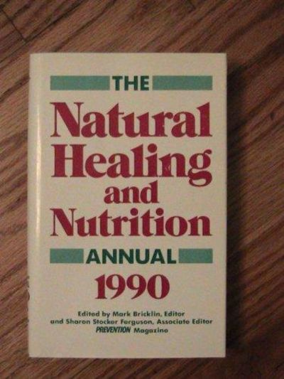 Image for Natural Healing And Nutrition Annual, 1990