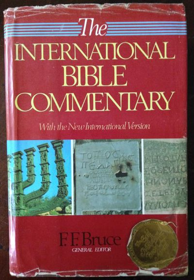 Image for The International Bible Commentary: New International Version