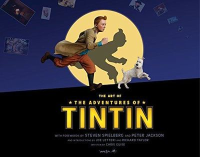 Image for The Art Of The Adventures Of Tintin