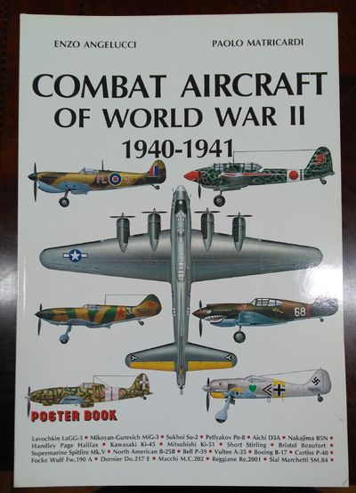 Image for Combat Aircraft Of World War II, 1940-1941 (Poster Book)