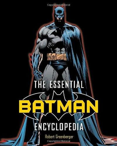 Image for The Essential Batman Encyclopedia