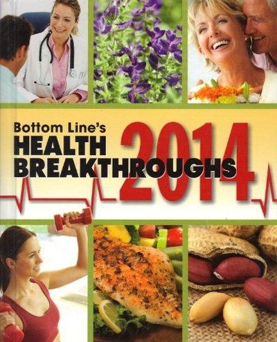 Image for Bottom Line's Health Breakthroughs 2014