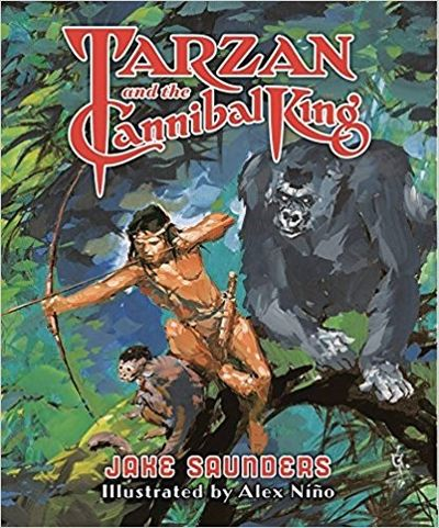 Image for Tarzan and the Cannibal King (SIGNED)