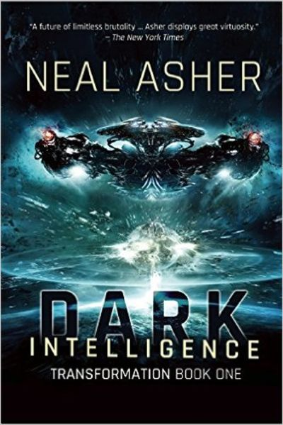 Image for Dark Intelligence : Transformation Book One