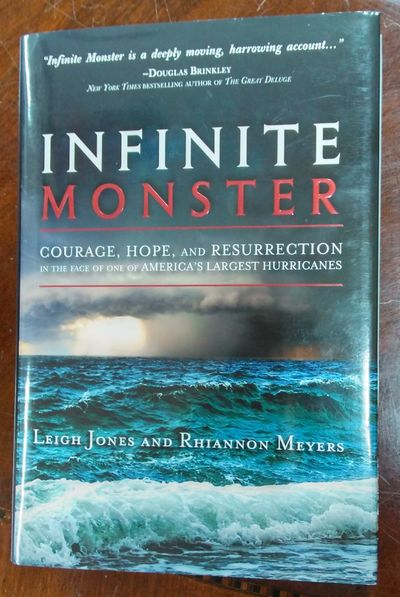 Image for Infinite Monster: Courage, Hope, And Resurrection In The Face Of One Of America's Largest Hurricanes