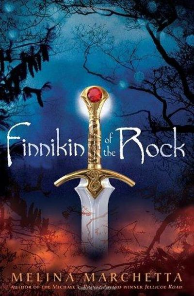 Image for Finnikin Of The Rock (lumatere Chronicles)