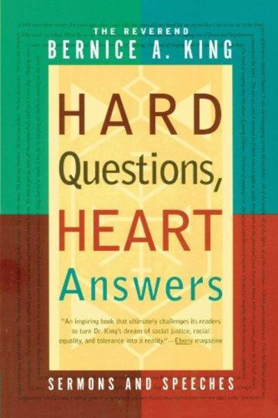 Image for Hard Questions, Heart Answers Sermons and Speeches