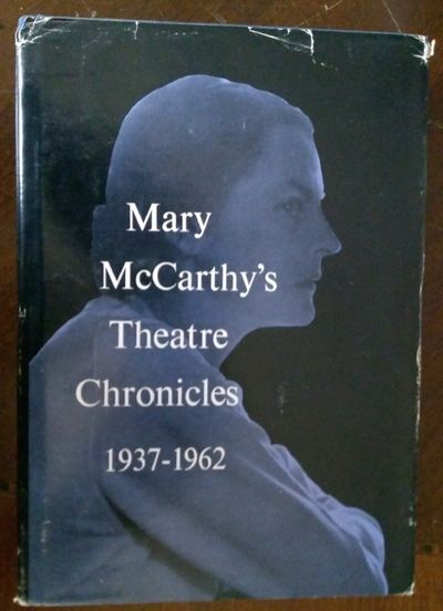Image for Mary McCarthy's Theatre Chronicles, 1937-1962