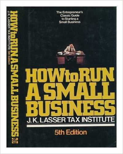 Image for How To Run A Small Business