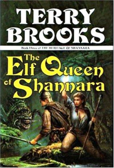 Image for The Elf Queen Of Shannara (The Heritage Of Shannara #3)