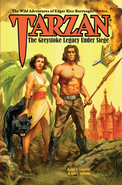 Image for Tarzan: The Greystoke Legacy Under Siege (SIGNED)