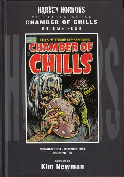 Image for Harvey Horrers Chamber of Chills Volume 4 Bookshop Edition