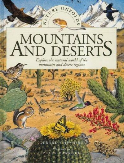 Image for Mountains And Deserts (Nature Unfolds)
