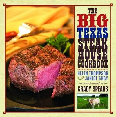 Image for Big Texas Steakhouse Cookbook, The