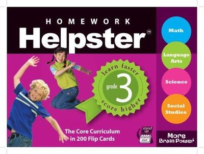 Image for Homework Helpster Grade 3