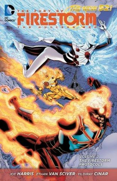 Image for The Fury of Firestorm: The Nuclear Men Vol. 2: The Firestorm Protocols (The New 52)