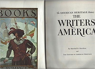 Image for The American Heritage History Of The Writers' America,