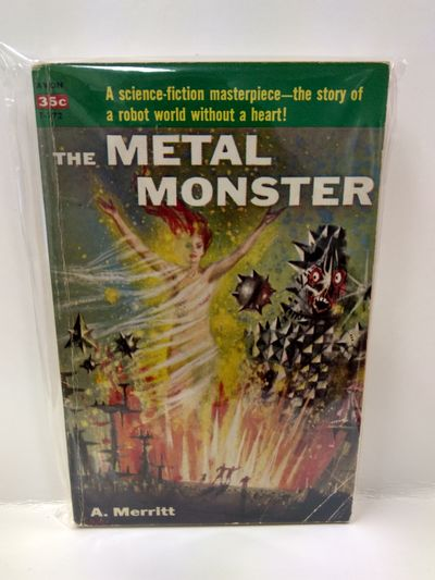 Image for THE METAL MONSTER (Robots in the Heart of Asia)
