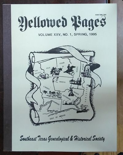 Image for YELLOWED PAGES: Volume 25 Number 01